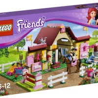 LEGO 3189 FRIENDS Heartlake Stables