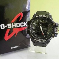 G shock new ga-1000 Hitam list putih