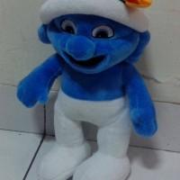 harga Boneka Smurf Pesolek Smurf Vanity The Smurfs Biru Langka Unik Jarang Tokopedia.com