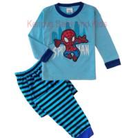 Piyama/baju Tidur spiderman