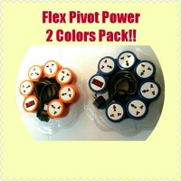 Flex Pivot Power Dual Color Pack!! Dua Lebih HEMAT