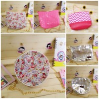 flower florist bunga cath kidston case bag sling tas kecil mini bunga