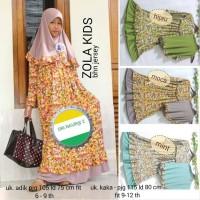 supplier hijab anak : zola kids by naura (adik)