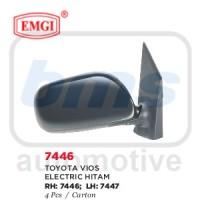 harga Spion Emgi Toyota Vios / Limo 2002 - 2007 Hitam Elektrik Lh Tokopedia.com