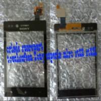 Touchscreen sony experia miro st23 st23i