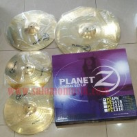 CYMBAL SET PLANET Z PZ4PK
