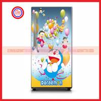 Sticker Kulkas Doraemon