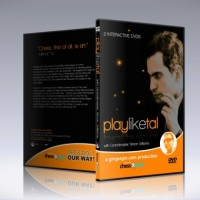 Dvd Tips dan Trik Belajar Bermain Catur Ala Mikhail Tal