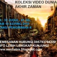 harga Dvd Koleksi Film Dunia Akhir Zaman Tokopedia.com