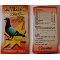 harga Obat Burung Merpati Dara Balap Supersonic Tokopedia.com
