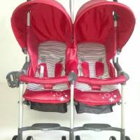 stroller cocolatte tween / stroller bayi lembar