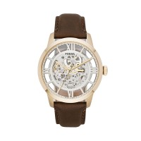 Fossil Townsman Automatic ME3043 Gold White