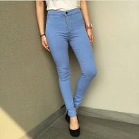 high waist jeans light blue 27-30
