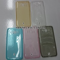 [m.g]ultra Thin Jelly/silicon/soft Case Samsung Galaxy E7