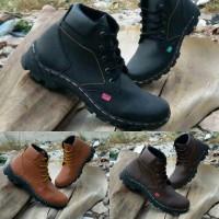 Sepatu Kickers Tracking Boot 3 Warna