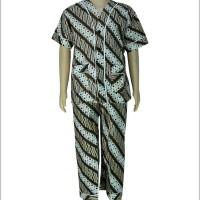 Piyama Anak Batik Murah Setelan Anak Baju Tidur Lengan Pendek Grosir