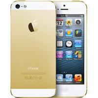 Apple Iphone 5 - Gold [16 Gb] Gsm-ori Garansi Platinum/top 1 Tahun