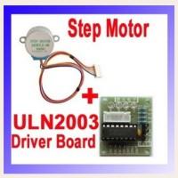 STEPPER MOTOR 28BYJ48 5V + ULN2003 DRIVER BOARD