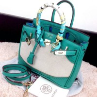 ready stock !! Tas Hermes birkin ghillies B25cm ghw with long strap