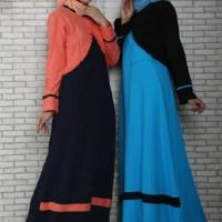 Gamis / Busana Muslimah Wanita Rahnem GM 1306