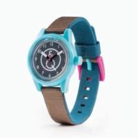 jam tangan Q&Q Smile solar mini RP01J004Y (ac alba odm rolex )