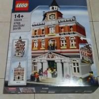 LEGO 10224 TOWN HALL RARE