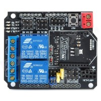 harga 2 Channel Relay + Xbee Shield For Arduino Tokopedia.com