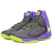 Sepatu basket original nike air max actualizer II dark grey