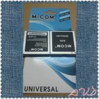 Baterai Hp Evercoss Type A5k Double Power Merk M Com