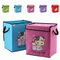 Colored Cow Storage Box bag tas serbaguna perlengkapan bayi lunchbox