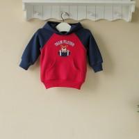Baju Anak - Mom and Bab Hoodie Tiger (MB-023D)