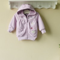 Baju Anak - Mom and Bab Jacket Purple (MB-022D)