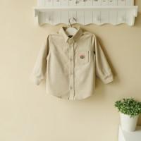 Baju Anak - Mom and Bab Shirt Brown (MB-021A)