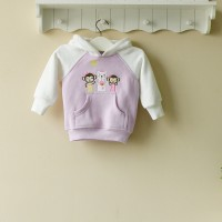 harga Baju Anak - Mom And Bab Hoodie Monkey (mb-023c) Tokopedia.com