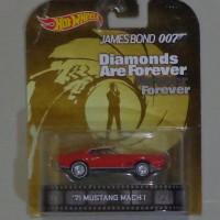 '71 Mustang Mach 1 ( Hot Wheels ) James Bond 007