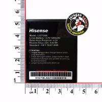 Baterai / Battery Hisense For Smartfren Andromax E860, 1200mah Standar