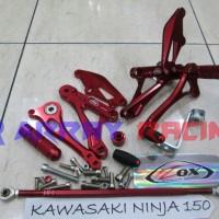 Underbone ZOX untuk Ninja 150 R / RR & Mono RR