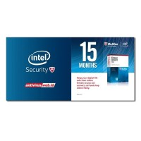 McAfee Internet Security for 15 months