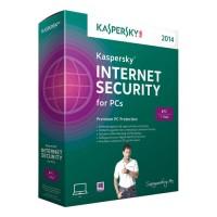 Kaspersky Internet Security 1 user for 1 year