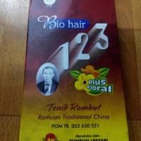bio hair 123 Tonik rambut 210ml