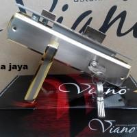 harga Kunci Pintu Rumah Merk Viano (kunci + Kunci Cadangan Ada 5 Pcs) Tokopedia.com