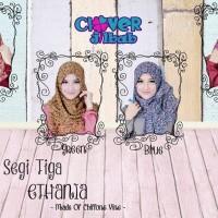 Jilbab Segi tiga Ethania Clover Clothing