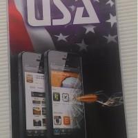 Anti Gores Kaca Usa Tempered Glass Screen Alcatel One Touch Flash Plus