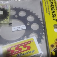 harga Gear Sss Set Vixion 14/44 Rk Tokopedia.com
