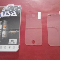 Iphone 4 / 4S / 4G Tempered Glass Bening Clear Front Back Dpn Belakang