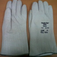 Ansell Crusader Flex Heat Resistance Glove-Sarung tangan tahan panas