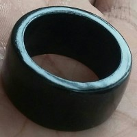 harga Cincin Batu Mulia Black Jade Super Ring Giok Aceh Tokopedia.com