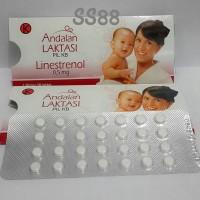Pill KB Andalan Laktasi (untuk ibu menyusui)