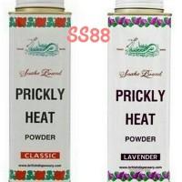 Prickly Heat Powder / Snake Brand (Bedak Gatal dan Biang Keringat)