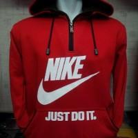 Jaket/Hoodie/Sweater NIKE Just Do It Merah